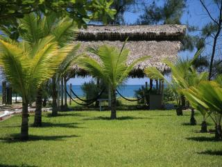 Beachfront private villa with service included - Las Tunas vacation rentals