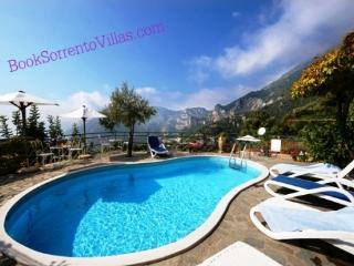GODS VILLAS - AMALFI COAST - Positano (Nocelle) - Positano vacation rentals