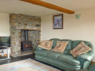 DOWNICARY CHAPEL STABLE, pet-friendly, woodburner, Launceston Ref 21860 - Launceston vacation rentals
