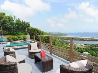 Adamas at Saint Jean, St. Barth - Panoramic View, Pool Overlooking Saint Jean Bay - Lorient vacation rentals