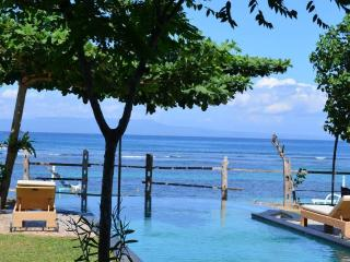 Stunning 3 or 4-bedroom seafront villa, Candidasa - Candidasa vacation rentals