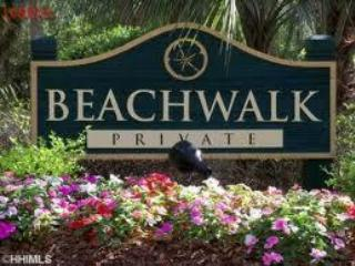 Beautiful Remodeled 2-BDR Beachwalk Villa - Image 1 - Hilton Head - rentals