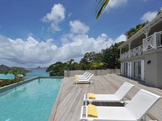 La Belle Creole at Saint Jean, St. Barth - Ocean View, Spacious, Large Pool - Lorient vacation rentals
