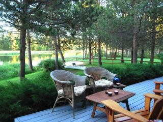 Beautiful Riverfront home - Central Oregon vacation rentals