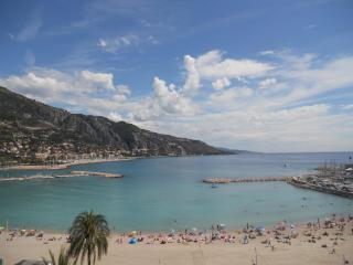 Luxury beachfront rental, Menton, French Riviera - Menton vacation rentals