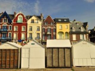 Belle Epoque 2P4 - Le Treport-Mers les Bains - Normandy vacation rentals