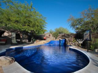 Luxury 5,000 ft home heated diving pool, spa ++ - Scottsdale vacation rentals
