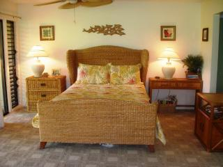 Large 2 bedroom ground floor condo - private lanai - Molokai vacation rentals