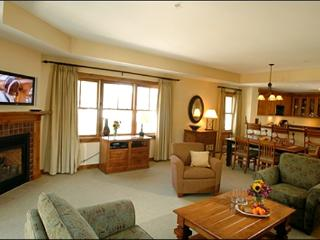 Beautiful Lodge at Mountaineer Square Suite - Great Year-Round Getaway (1188) - Crested Butte vacation rentals