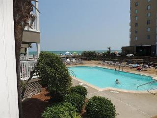 Nice Ocean View -2 Bedroom, 2 Bath Vacation Rental - A Place at the Beach - Myrtle Beach vacation rentals