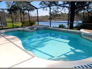 Executive 4 bedroom home with south facing pool conservation area (AV2938SV) - Kissimmee vacation rentals
