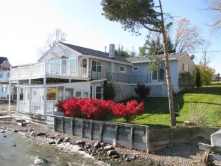 Vineyard Cottage on Cayuga Lake - Finger Lakes, NY - Seneca Falls vacation rentals