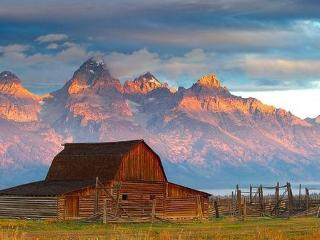 2 Bedrm home in the heart of Grand Teton Nat. Park - Jackson Hole Area vacation rentals