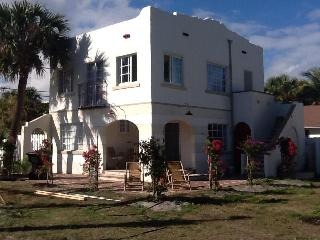 Historic home next to intracostal and golf corse - Lake Worth vacation rentals