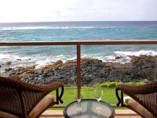 Oceanfront Luxury Condo in Poipu, Kauai - Poipu vacation rentals
