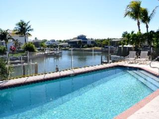 Pool - Colonial Ave - COL315 - Waterfront Tigertail Beach Home! - Marco Island - rentals