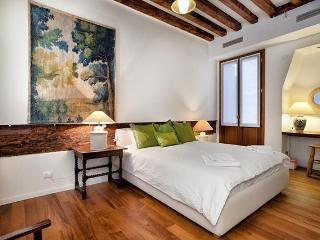 Apartment Prestige , Dorsoduro near Campo Santa Margherita, canal view 2 bathroom, 2 bedroom - Venice vacation rentals