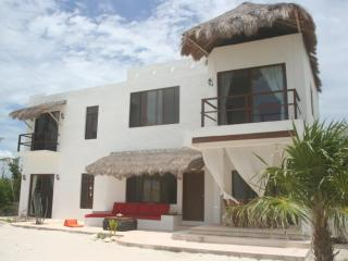 Beautiful beach house for rent 3 bedrooms - Holbox Island vacation rentals