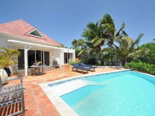 Bonbonniere at Pointe Milou, St. Barth - Ocean View, Private, Fully Air-Conditioned - Pointe Milou vacation rentals