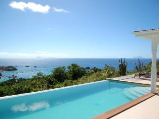 Cactus at Colombier, St. Barth - Ocean View, Heated Swimming Pool, Spacious - Colombier vacation rentals