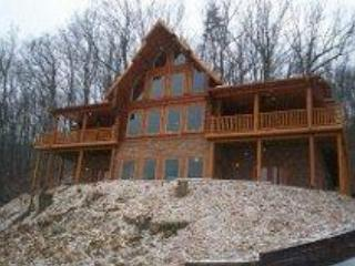 """El Castillo"" with Private Heated Swimming Pool - Image 1 - Pigeon Forge - rentals"