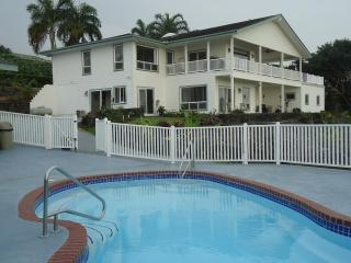 Heliconia Studio for 4, 2 inside(Q), 2 outside in tropical Gazebo (twin beds) - Kailua-Kona vacation rentals