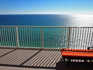 Gulf Front-on the beach at Tropic Winds! 2/2. near Pier Park! Book your 2015 Spring or Summer vacation! - Panama City Beach vacation rentals