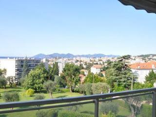 2 bedroom apartment with sea view, terraces and pool - Cannes vacation rentals