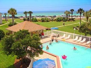 Blue Surf14B 2bdrm 2bth Gulf views Pool MiramarBch - Destin vacation rentals