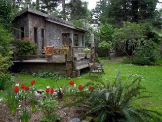 Tofino Beachfront Property w/1 bdrm Garden Cottage - Tofino vacation rentals