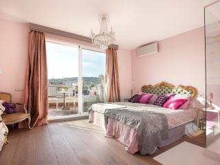 Charming, Stylish 2BR Penthouse 2 Amazing Terraces - Barcelona vacation rentals