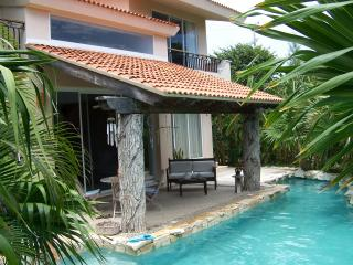 Private 3 bedroom home in a lush tropical garden. - Puerto Aventuras vacation rentals