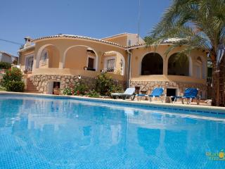 3 bedroom luxury villa with private pool & garden - Teulada vacation rentals
