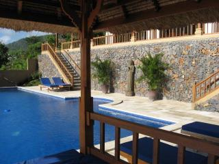 Luxery Villa Celagi,spacy,on seashore,large pool! - Seraya Barat vacation rentals