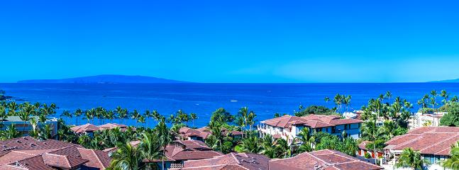 J505 Orient Pacific Suite Stunning Top Floor True Penthouse Residence with Panoramic Pacific Views Atop the 5th Floor - Orient Pacific Suite J505 at Wailea Beach Villas - Wailea - rentals