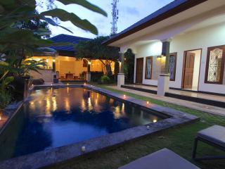Villa 9  Legian / Seminyak ( 3 Bdrm Villa OWN PRIV - Legian vacation rentals