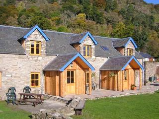 BUGABOO COTTAGE, pet-friendly, garden, close walking in Aberfeldy Ref 21366 - Kinloch Rannoch vacation rentals