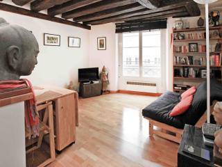 Vacation Flat for 3 at Carreau du Temple in Marais - Paris vacation rentals