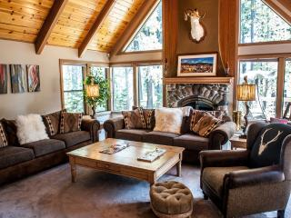 Tahoe Donner Golf Course View Vacation Retreat!!! - Truckee vacation rentals