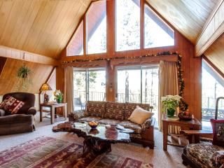 Discover Peaceful Private Lodge w/ views of Forest - Dutch Flat vacation rentals