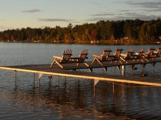 4 bedroom house sleeps up to 13, Lake access - Saint Germain vacation rentals
