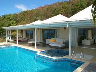 Chambord at Petit Cul de Sac, St. Barth - Ocean Views, Privacy, Pool and Jacuzzi - Petit Cul de Sac vacation rentals