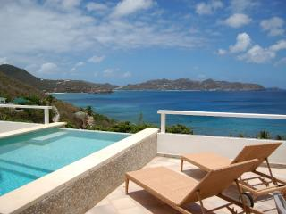 Capri at Pointe Milou, St. Barth - Ocean View, Amazing Sunset Views, Air-Conditioned Living Room - Pointe Milou vacation rentals