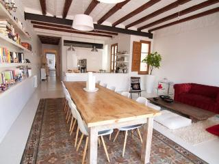 Spacious, Cozy, Centrally Located- Up To 8 People - Barcelona vacation rentals