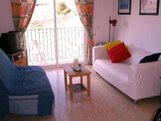 Sunny modern 2 bedroom apartment in Sitges centre - Castellet i la Gornal vacation rentals