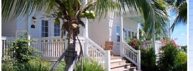 Beautiful 2-story Key West Architecture - Waterfront Marathon Key New Single Home-Boat Slip - Marathon - rentals