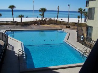 8th Floor Beachfront  Condo with Awesome View - Panama City Beach vacation rentals