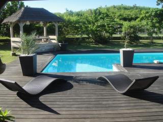 Luxury VILLA / SPA  / SWMING POOL - Sainte Anne vacation rentals