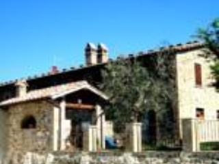 Farmhouse Rental at Podere Assolati in Tuscany - Castel Del Piano vacation rentals