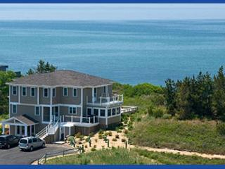 Truro Stunning Waterview 3-story Vacation Home with Private Beach! - Truro vacation rentals